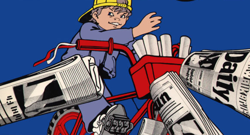Illustration for article titled Comedian Speedrunner Will Tell you Everything You Wanted To Know About Paper Boy