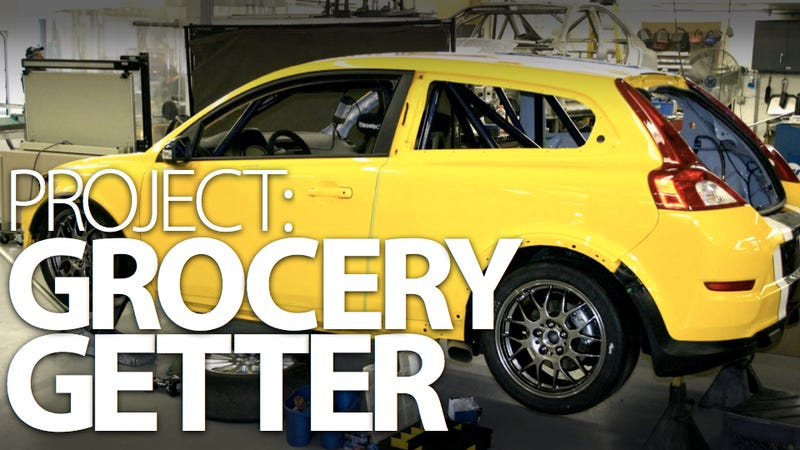 Illustration for article titled How to turn a grocery getter into a world beater in 60 days: Part Seven