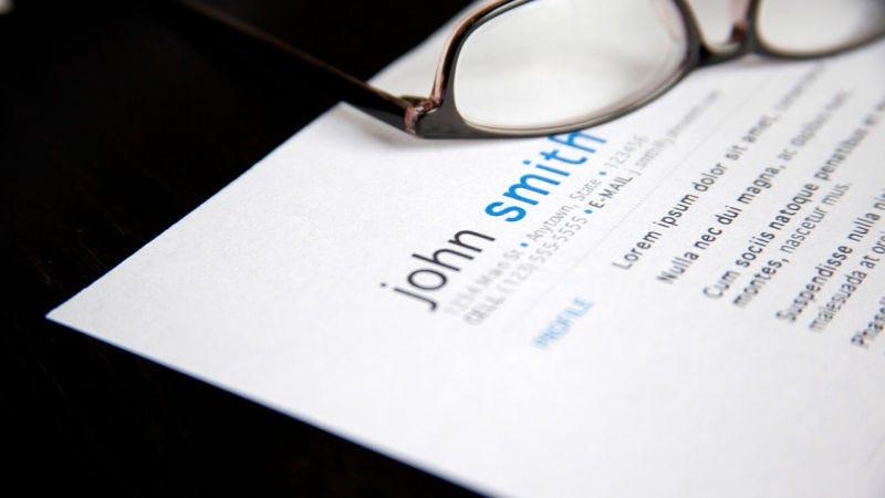 Qué tipo de letra elegir para tu curriculum, según diseñadores y tipógrafos profesionales