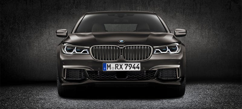 Illustration for article titled M760Li xDrive: This Is BMW's New Flagship