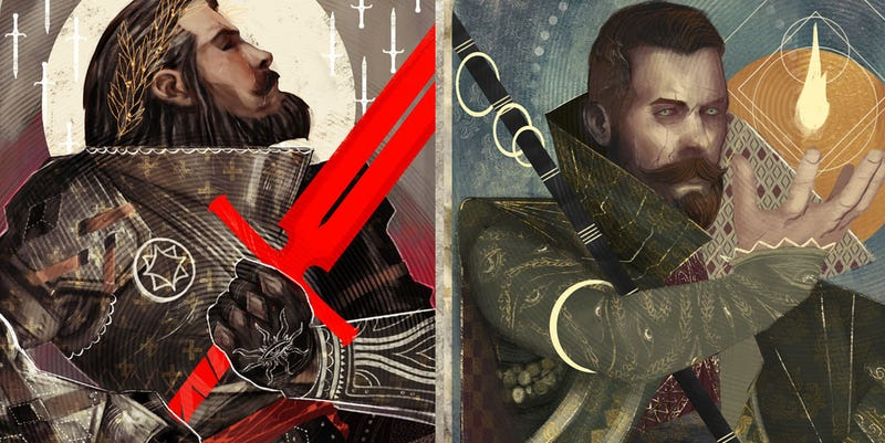 Illustration for article titled Dragon Age, You're Lookin' Good