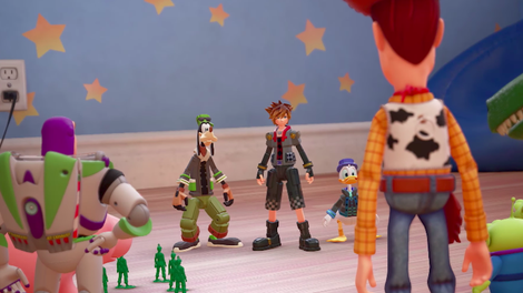 Kingdom Hearts III's New Theme Song Needs a Remix
