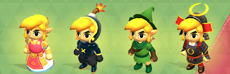 Illustration for article titled A Guide To The New Zelda's Confusing Multiplayer Options