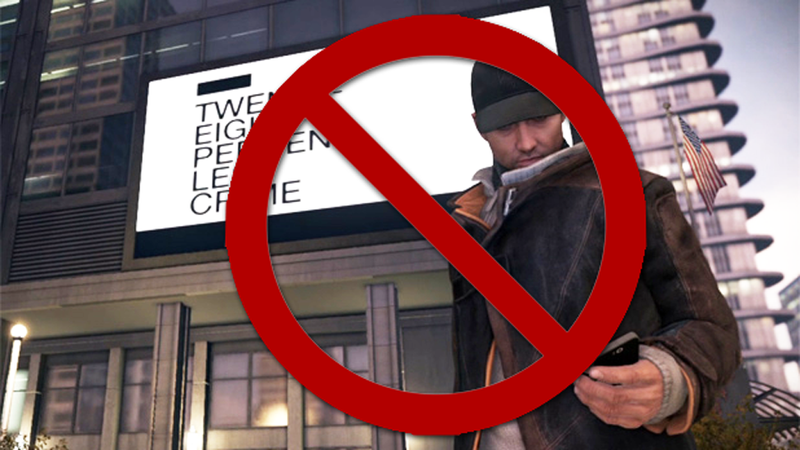 Illustration for article titled Watch Dogs' Mobile App Wants You to Disrupt Console Players' Games