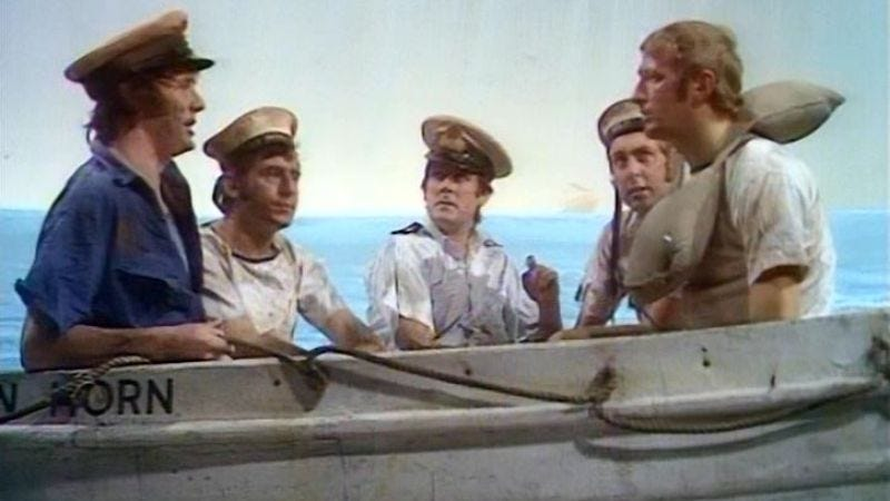 "Monty Python's Flying Circus: ""Royal Episode 13 (Or: The Queen Will"