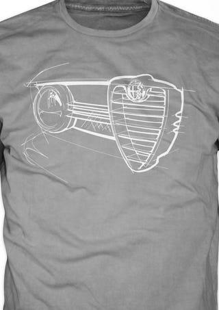 Illustration for article titled Alfa T-shirt