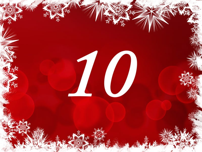 Illustration for article titled The TAY Advent Calendar: Day 10