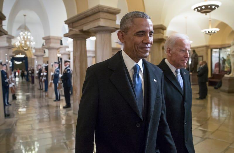 President Barack Obama and Vice President joe Biden (Pool/Getty Images)