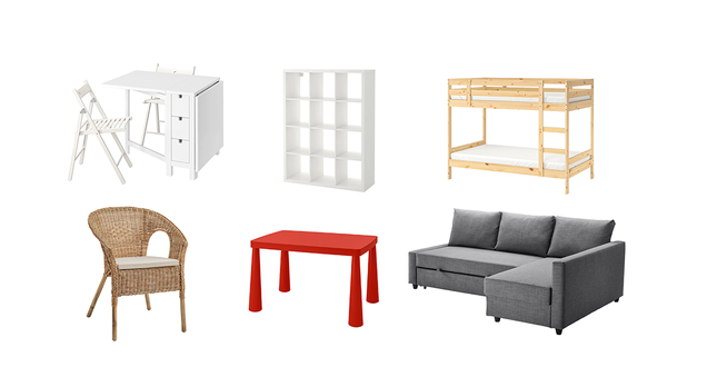 Ikea's Offering to Buy Back Your Old Furniture—If It Can Survive the Journey