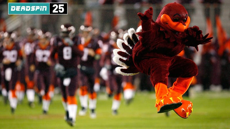 The Virginia Tech Hokies Lost A Ton And Still Might Win The ACC Coastal 466d9064b
