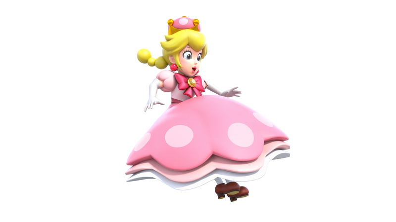 Illustration for article titled Nintendo Officially Shoots Down Bowsette