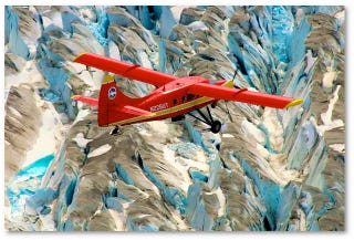 Illustration for article titled This Little Red Plane Carries A Full Load Of Science