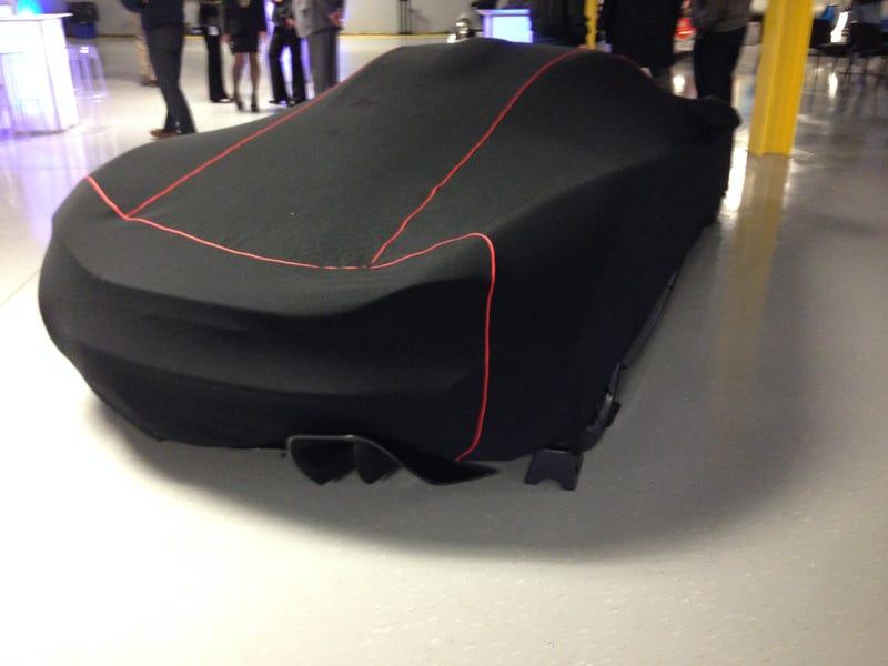 Illustration for article titled McLaren P1 Private Unveil!!