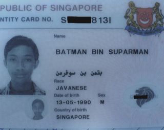 """Illustration for article titled A Man Named """"Batman, Son of Superman"""" Sent to Prison. (Really.)"""