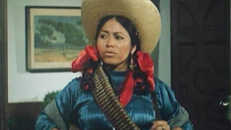 María Elena Velasco as La India Maria