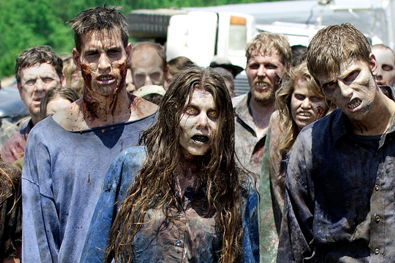 Illustration for article titled Things Zombies Are Called on The Walking Dead Instead of Zombies, Ranked