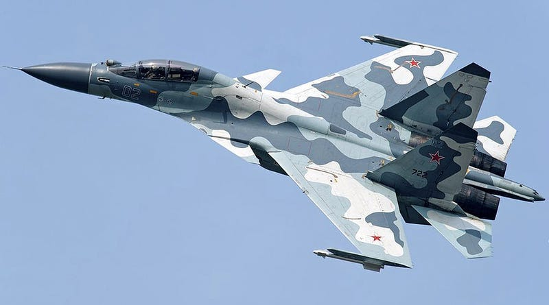 Illustration for article titled Post-Nuke Deal Iran Wants To Build Russian Su-30 Fighters And A New Advanced Tank