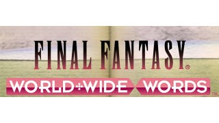 Illustration for article titled There's a New Final Fantasy Coming. It's a Typing Game.