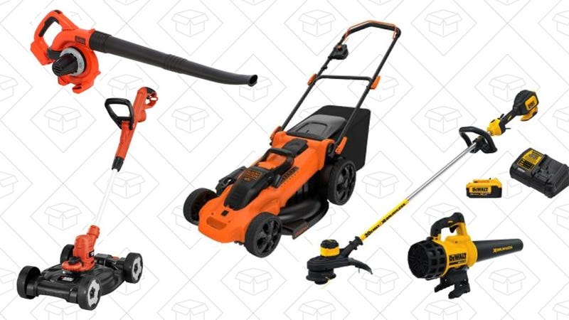 Home Depot Lawn Care Deal of the Day