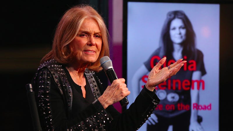 Illustration for article titled Gloria Steinem Has Written the Rare Memoir That's More Focused on Others Than on Herself