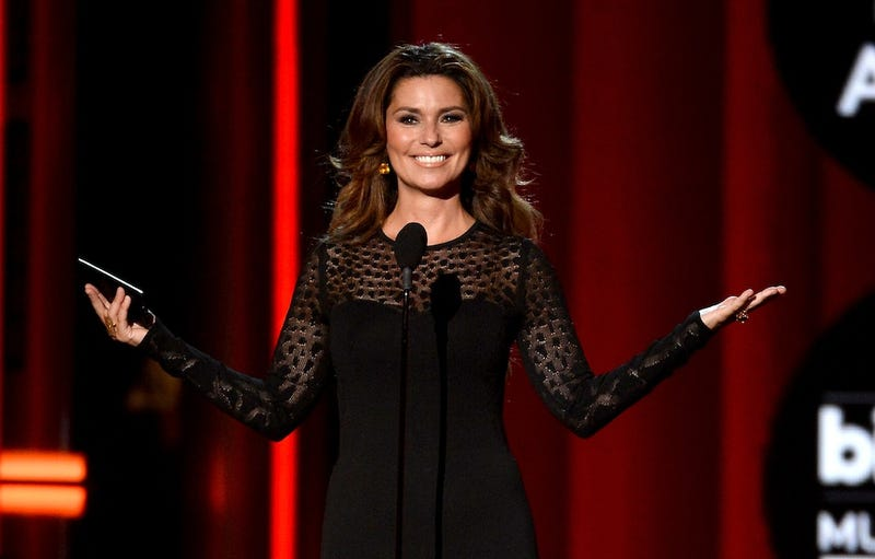 Illustration for article titled Shania Twain Opens Up About HerBestFriend Stealing Her Man