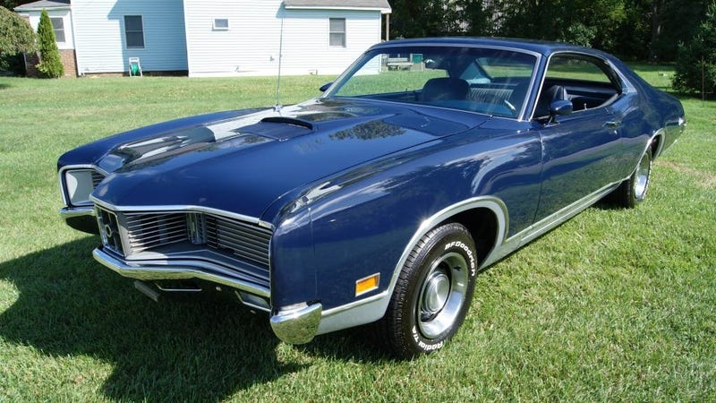 Illustration for article titled Forget The Hellcat & Miata, Buy A 1970 Mercury Cyclone For $13k
