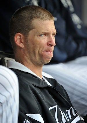 Illustration for article titled It Looks Like A.J. Burnett Will Soon Take His Scowl To Pittsburgh