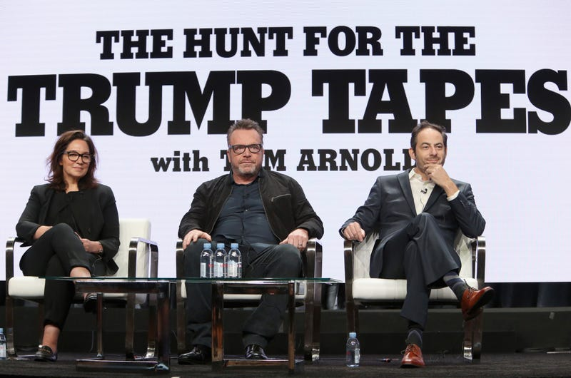 Illustration for article titled Tom Arnold says MGM chairman choked him, possibly over Trump's Apprentice tapes