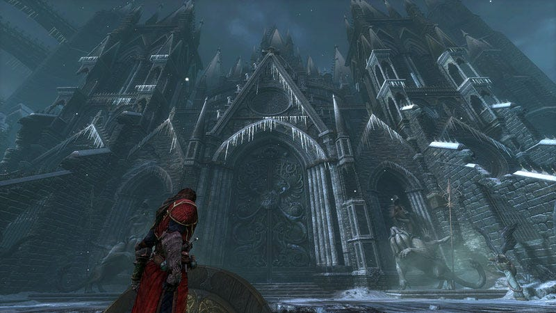 Illustration for article titled Castlevania: Lords of Shadow Hands-on: Whipping Evil A New One