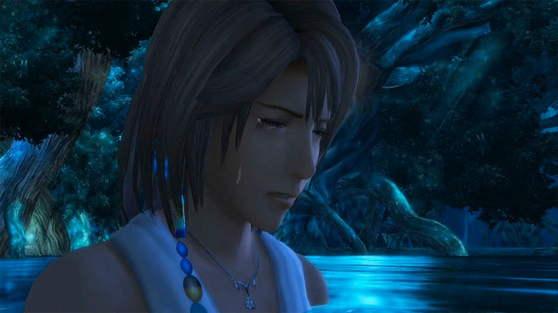 Illustration for article titled Report: Final Fantasy X/X-2 HD Will Come With A Brand New Ending Scene