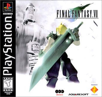 Illustration for article titled Final Fantasy VII On PlayStation Store Today