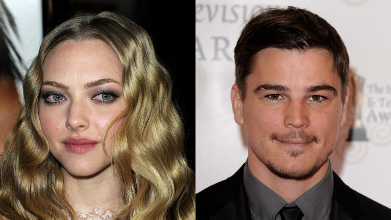 Illustration for article titled Secret Couple Amanda Seyfried and Josh Hartnett Totally Pulled One Over on Us