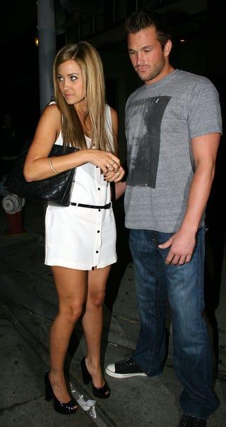 Josh paimen dating Stephanie Pratt !
