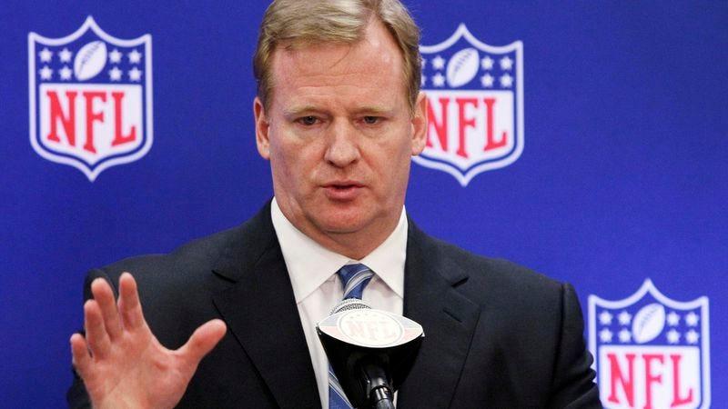 NFL commissioner Roger Goodell (Photo: NFL)