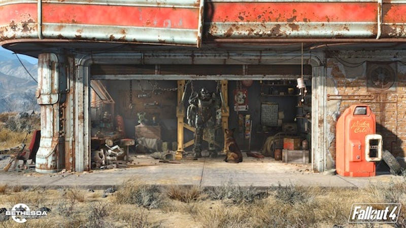 Illustration for article titled Fallout 4 Announced For PS4, Xbox One, PC