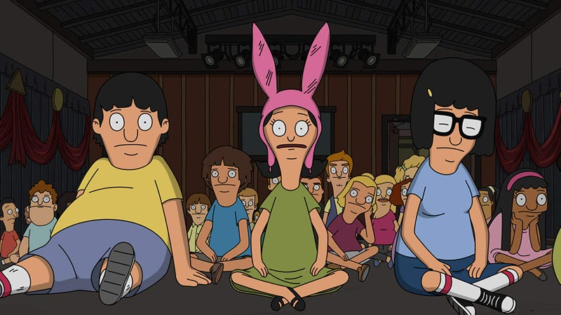 Illustration for article titled Louise fights for childhood and weird puppets on a touching Bob's Burgers
