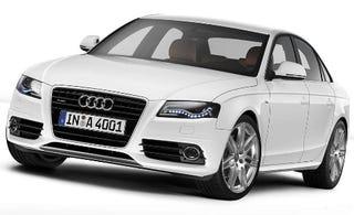 Illustration for article titled Audi A4 S-Line