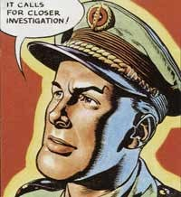 Illustration for article titled Lost Fifties Dan Dare radio show unearthed