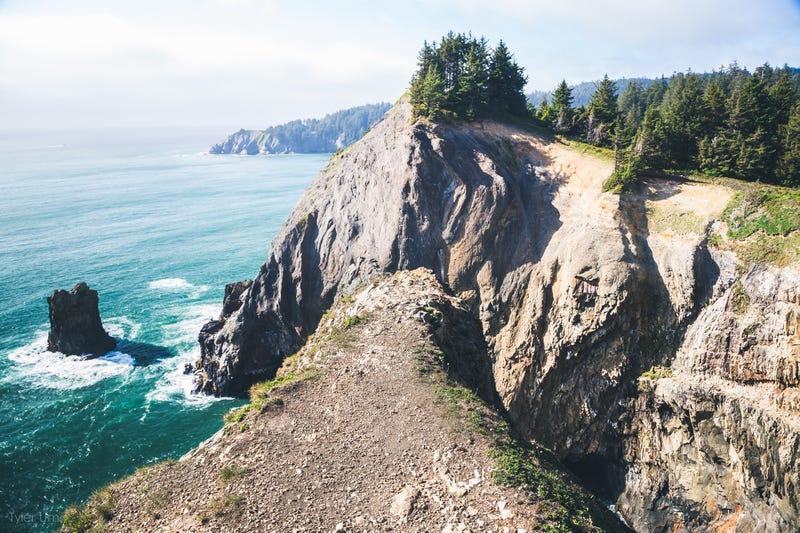Illustration for article titled The Oregon Coast