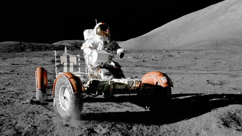 German Mission To The Moon Will Prove Apollo Landings Werent A Hoax