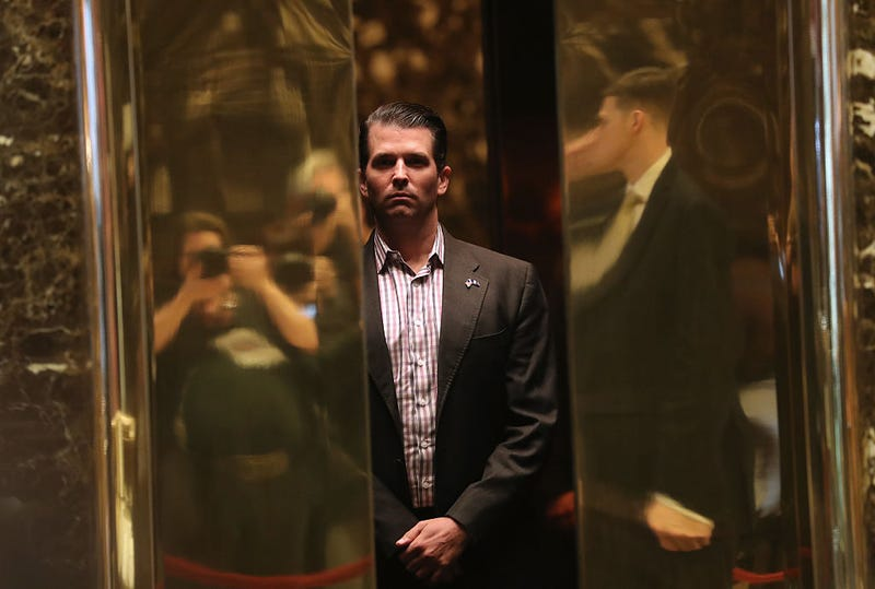 Donald Trump Jr. (John Moore/Getty Images)