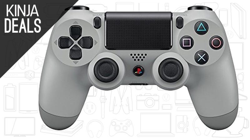 Illustration for article titled Here's a Rare Deal on the 20th Anniversary DualShock 4