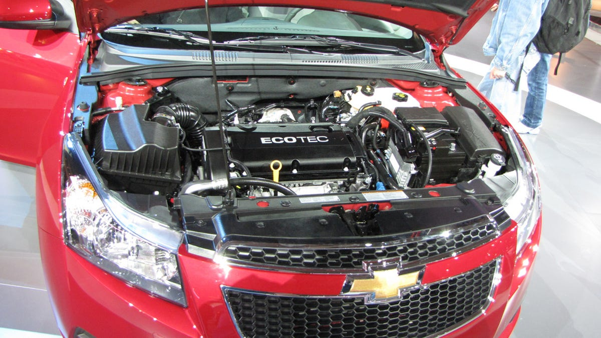 The Ten Easiest Modern Cars To Work On Chevrolet Spark Timing Belt