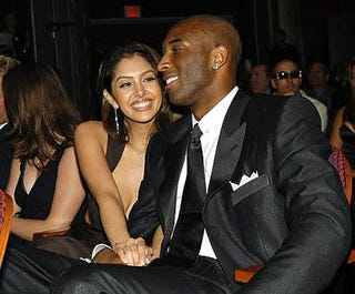Illustration for article titled Kobe And Vanessa Say Maid's Crap-Sifting Allegations Are Untrue