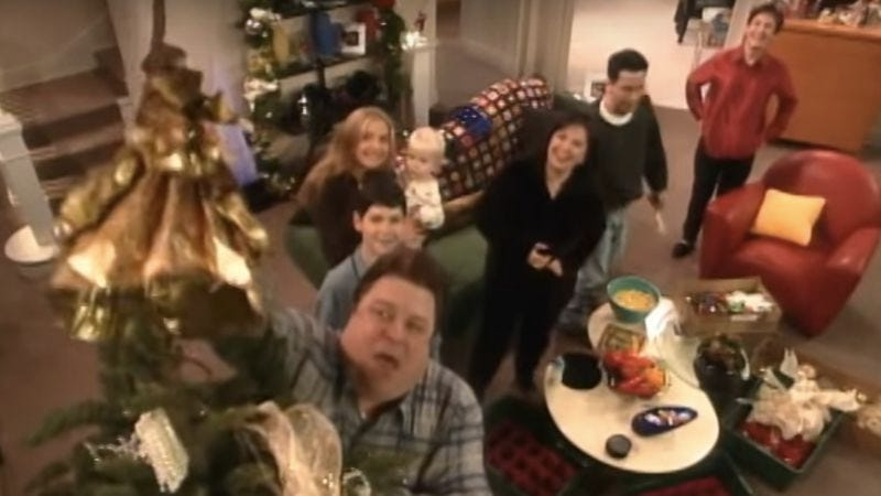 "Roseanne, ""Home For The Holidays"" (Screenshot: YouTube)"
