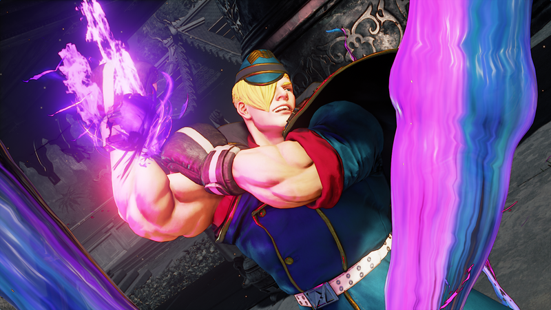 Illustration for article titled Street Fighter V Fans Are Not Sure What To Make Of Seemingly Simplistic Newcomer Ed