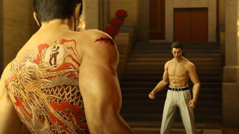 Kiryu Kazuma Tattoo: The Tattoos Of Yakuza
