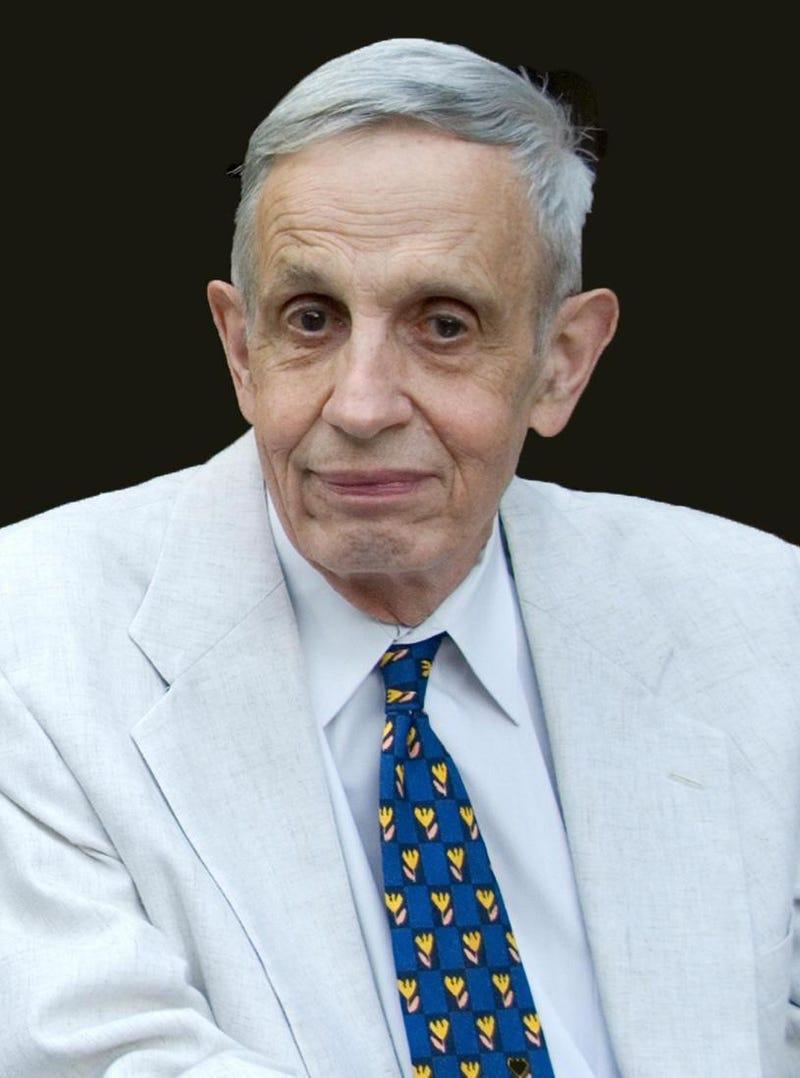 Illustration for article titled John Nash Died Today.