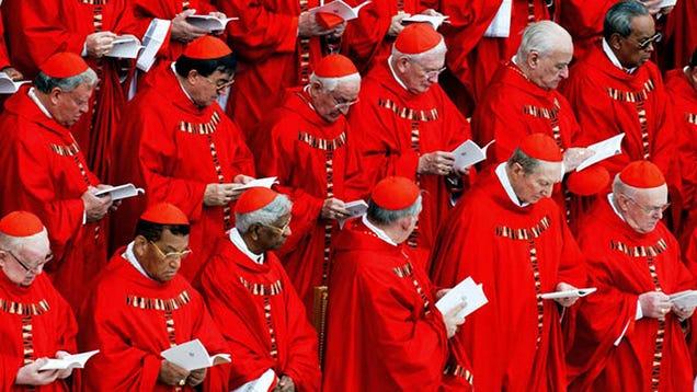 Cardinal says Catholic Church is '200 years behind ...