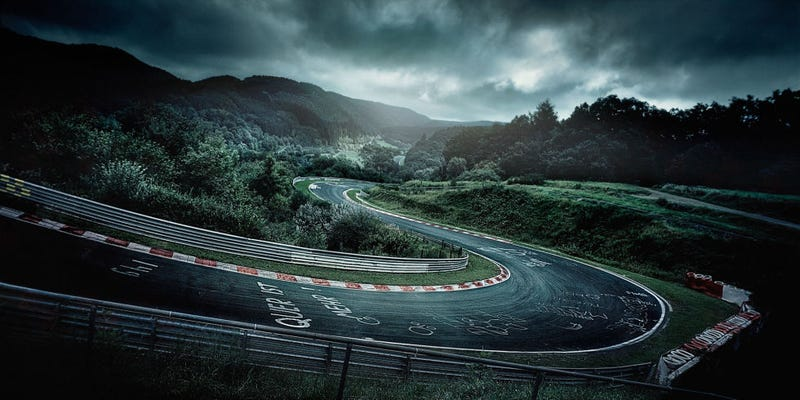 Illustration for article titled How The Nurburgring's Mythical Rise Has Led To An Uncertain Future